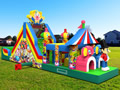 GO-112 Circus Obstacle Course