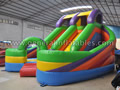 GO-117 Inflatable combo obstacle