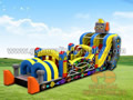 GO-123 Robot Inflatable obstacle