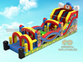 GO-34  Circus obstacle course