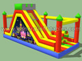 GO-94 Inflatable castle obstacle