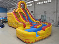 GS-209 Fire n Ice water slide
