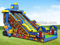 GS-234 Robot inflatable slide