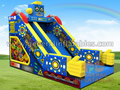 GS-235 Robot Inflatable slide
