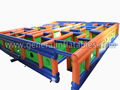 Inflatable maze GSP-58