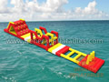 GW-181 Water obstacle course