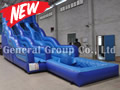 GW-92 Wave double lane water slide