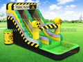 GWS-103 Toxic rush water slide