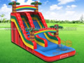 GWS-109 inflatable water slide
