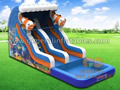 GWS-110 Clownfish water slide
