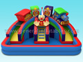 GWS-131 Circus water slide