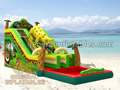 GWS-146 Jungle dual water slide