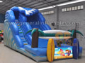 GWS-160 Wave water slide