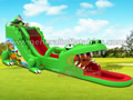 GWS-170 Alligator water slide