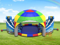 GWS-216 Ocean water park with tent