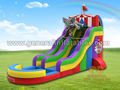 GWS-217 Circus water slide