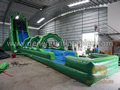 GWS-229 The hulk water slide n slip