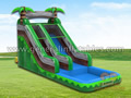 GWS-240 Green water slide