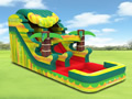 GWS-266  Inflatable water slide