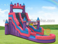 GWS-42 Pink water slide