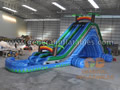 GWS-6 Jungle water slide
