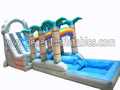 GWS-67 Inflatable Water Slide
