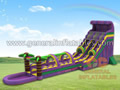 GWS-7 Purple giant water slide