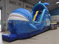 GWS-79 Shark water slide