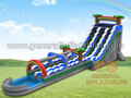 GWS-8 Jungle water slide